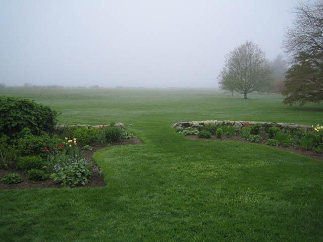 The North Garden Horseshoe 5-11-07
