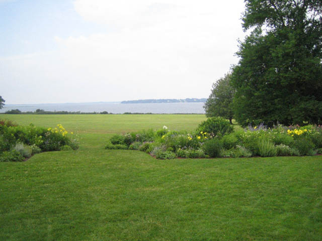 North Garden vista 7-20-07