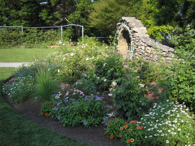Rose Garden 8-1-07