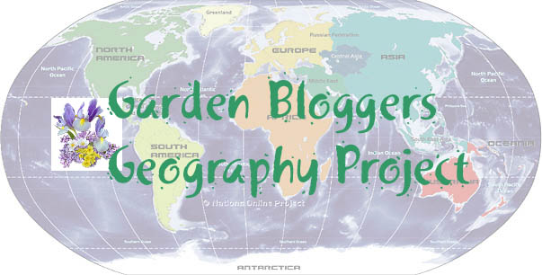 Garden Bloggers Geography Project