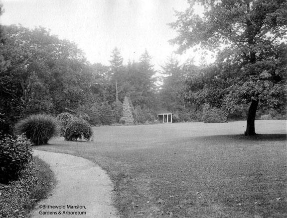 The Enclosed Garden 1907