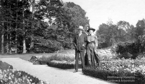 Marjorie and George Lyon, 1914