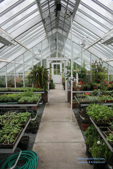 The Julia L. Morris Horticultural Center