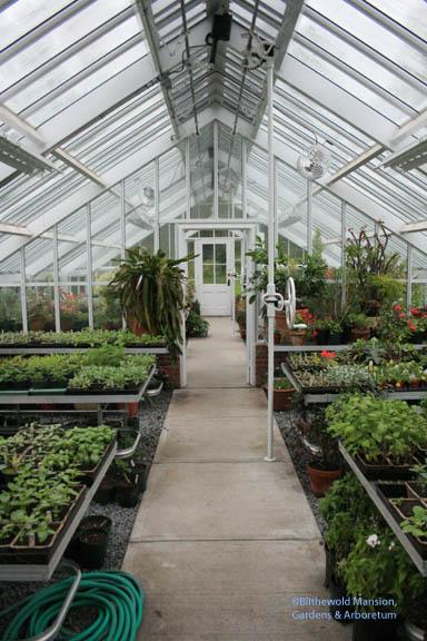 The Julia L. Morris Horticultural Center