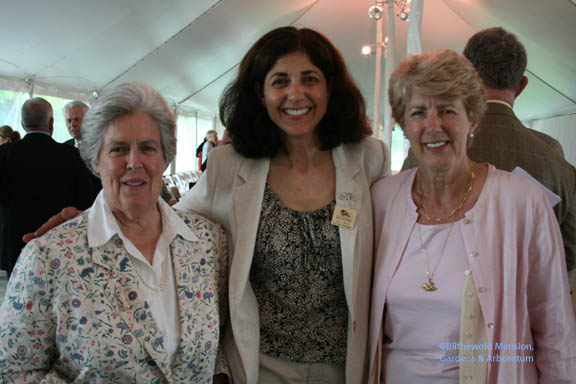 Julie, Gail and Margaret