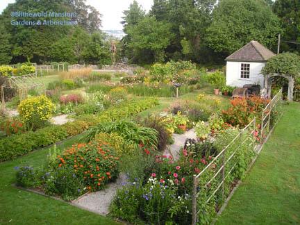 The Display Garden in 2005