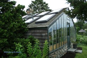 the greenhouse (I want that!)