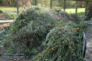 Mother of All compost piles