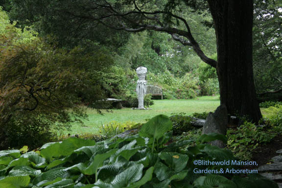Vestiges by Paulette Carr, in the Rock Garden