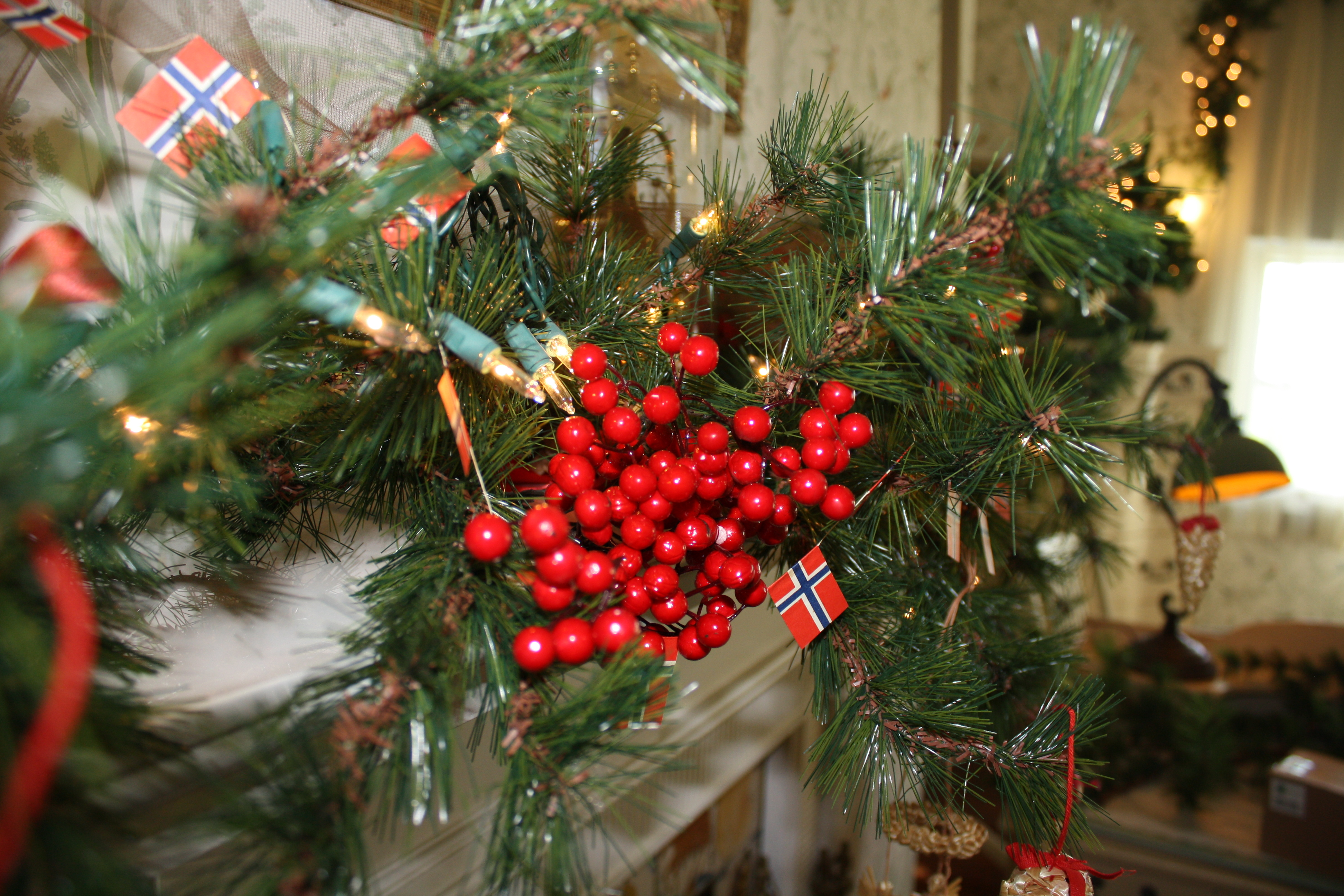 Christmas at Blithewold 2012: \