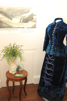 Bessie Van Wickle's 1882 Traveling Outfit