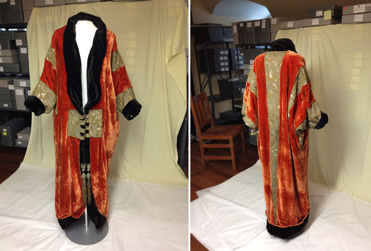 Bessie Van Wickle's Opera Coat