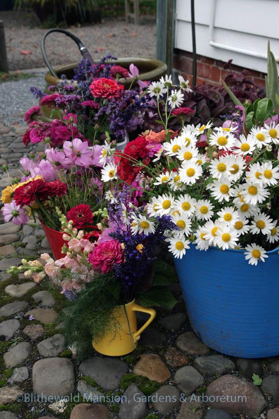 The Cutting Garden's final bouquets