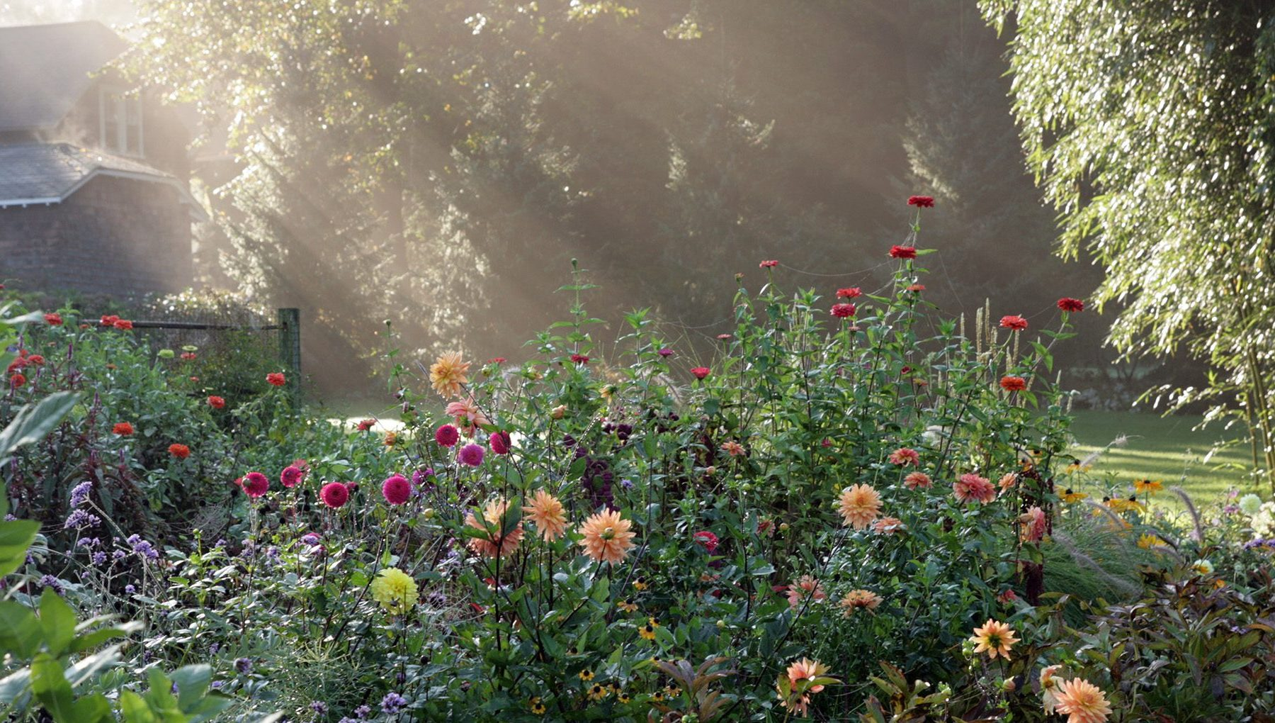 Blithewold, an American Garden Treasure ... Come, and be inspired