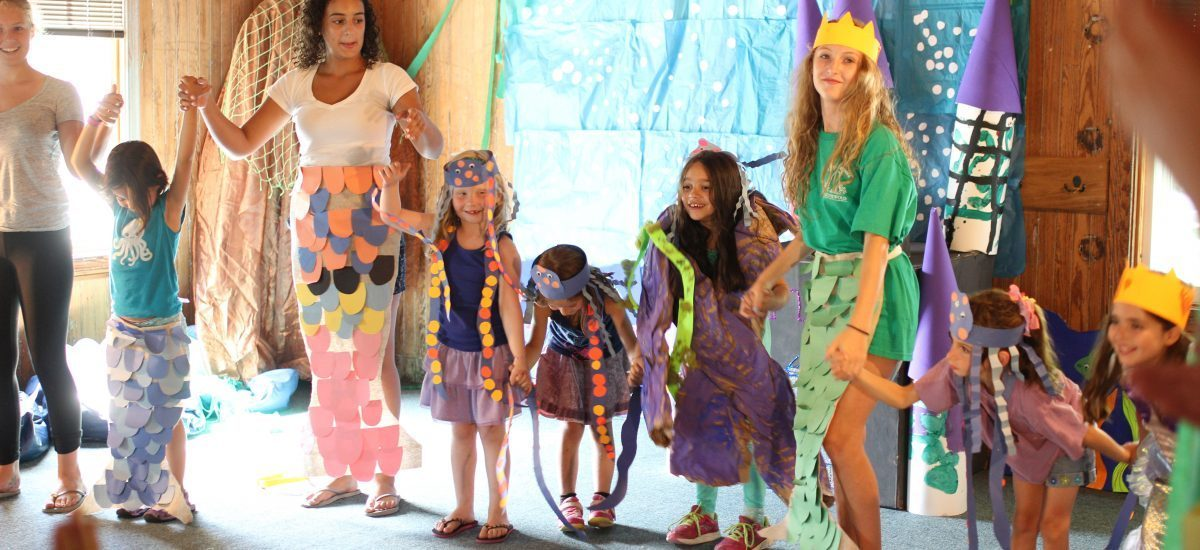 Click to see more camp fun!