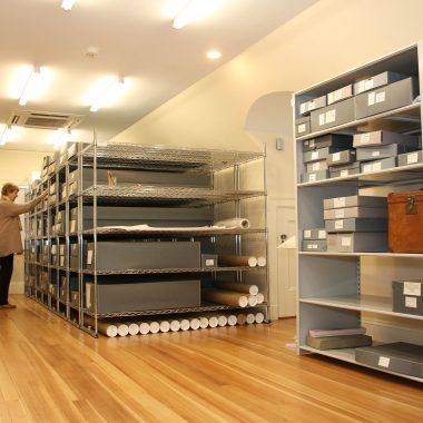 The Archives at Blithewold