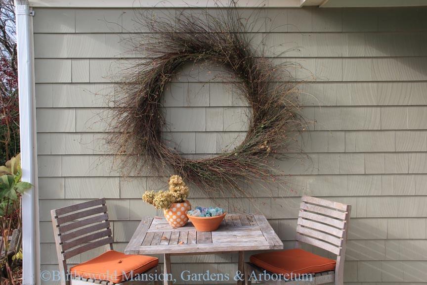 Gail's Gaura Wreath