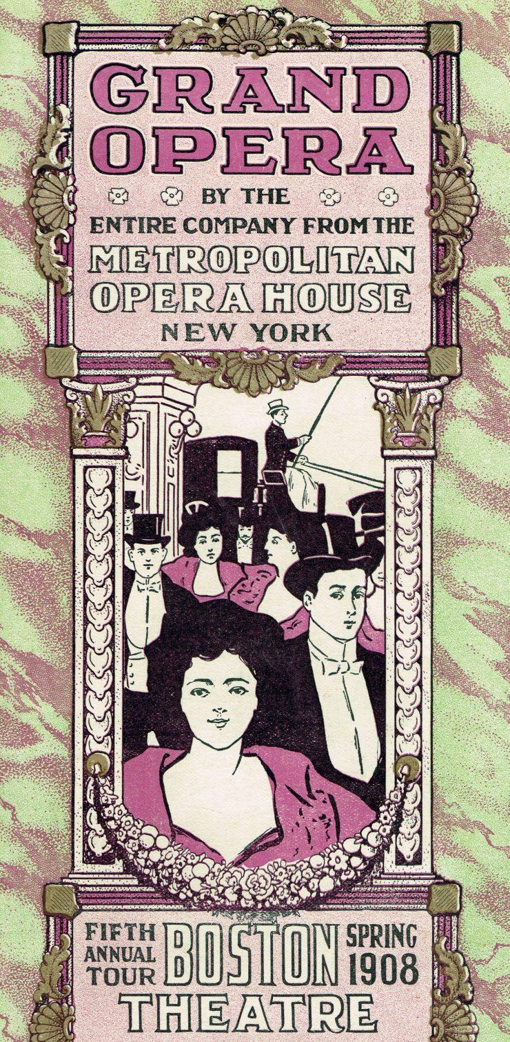 Opera Evening– February 11