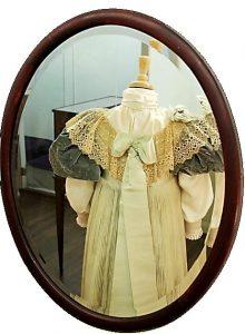 Back of Child's Dress, c1895