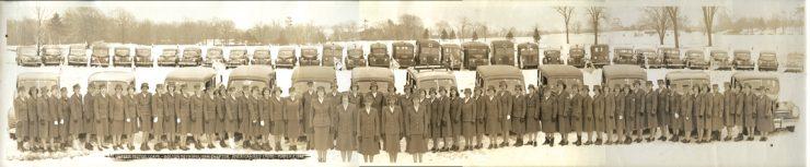 The Ladies of the Red Cross - Volunteer Motor Corps - Boston Metropolitan Chapter